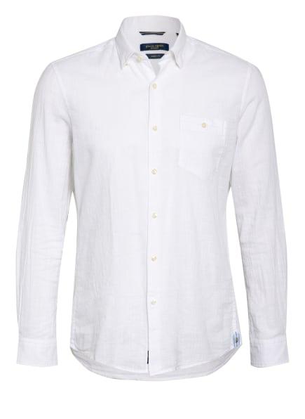 pierre cardin Hemd Modern Fit, Farbe: WEISS (Bild 1)