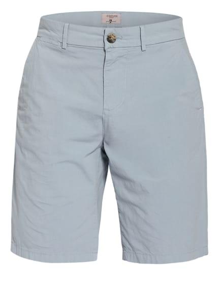 7 for all mankind Chino-Shorts Regular Slim Fit , Farbe: BLAUGRAU (Bild 1)