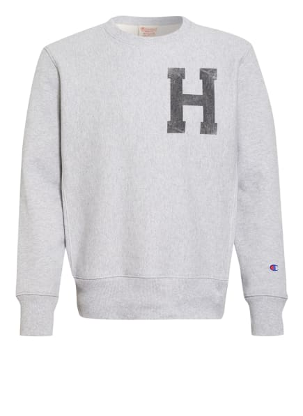 Champion Sweatshirt, Farbe: HELLGRAU (Bild 1)