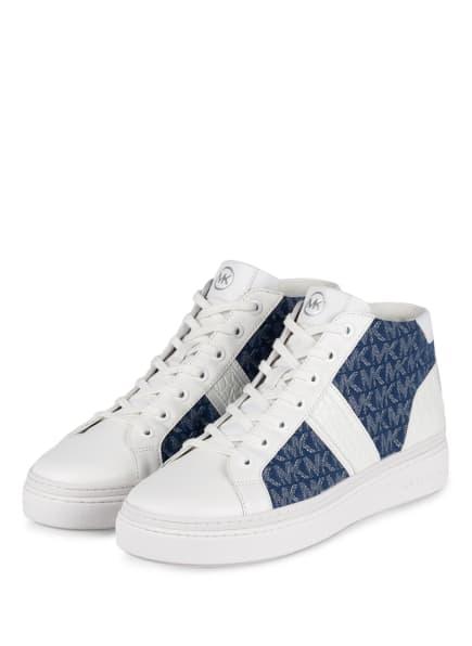 MICHAEL KORS Hightop-Sneaker CHAPMAN, Farbe: DENIM (Bild 1)