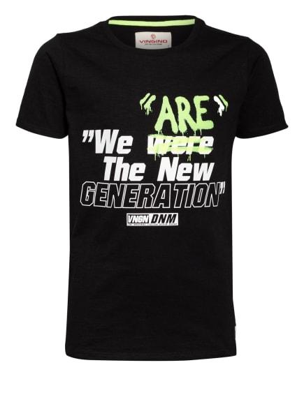 VINGINO T-Shirt HAX, Farbe: SCHWARZ (Bild 1)