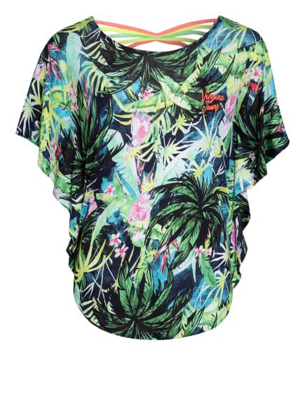 VINGINO T-Shirt IVY, Farbe: SCHWARZ/ GRÜN/ ROSA (Bild 1)