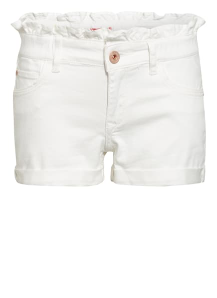VINGINO Jeans-Shorts DAPHNE, Farbe: WHITE DENIM (Bild 1)
