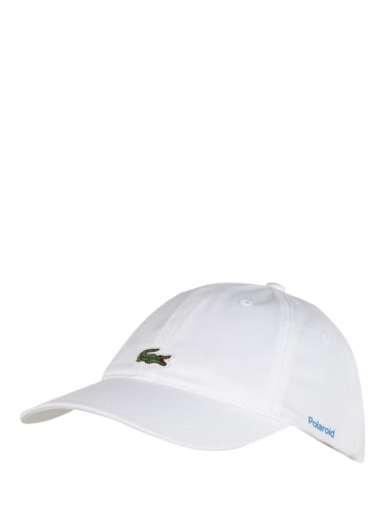 LACOSTE Cap, Farbe: WEISS (Bild 1)