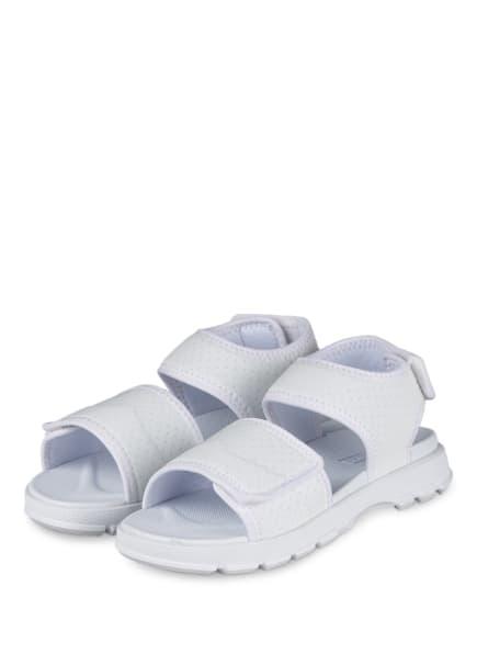 HUNTER Sandalen, Farbe: WEISS (Bild 1)