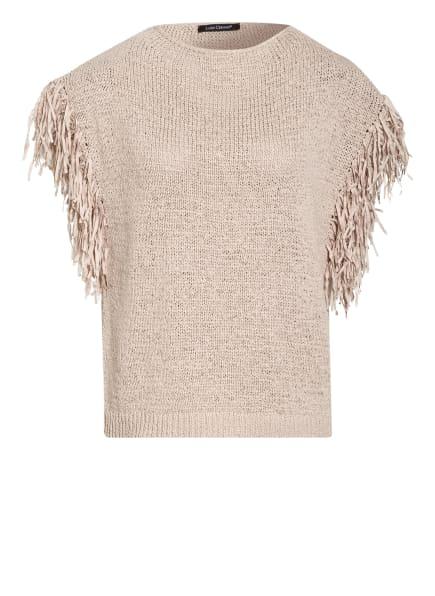 LUISA CERANO Strickshirt , Farbe: BEIGE (Bild 1)