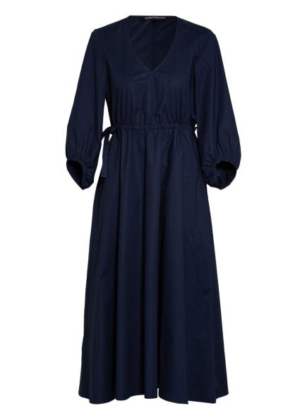 LUISA CERANO Kleid mit 3/4-Arm, Farbe: DUNKELBLAU (Bild 1)