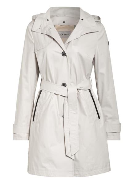 GIL BRET Trenchcoat, Farbe: CREME (Bild 1)