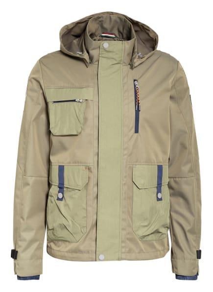 Dolomite Fieldjacket, Farbe: OLIV (Bild 1)