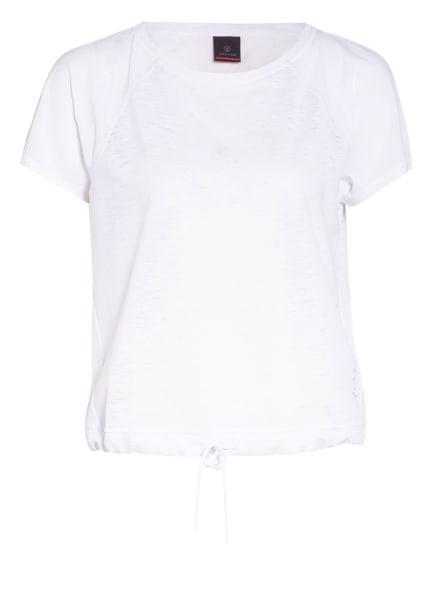 FIRE+ICE T-Shirt FIONA mit Mesh-Einsatz, Farbe: WEISS (Bild 1)