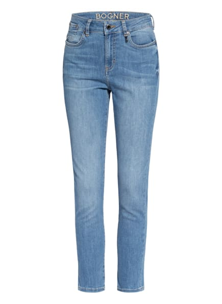 BOGNER 7/8-Jeans JULIE-C , Farbe: 417 denim lightblue (Bild 1)