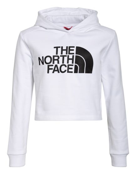 THE NORTH FACE Cropped-Hoodie, Farbe: WEISS (Bild 1)