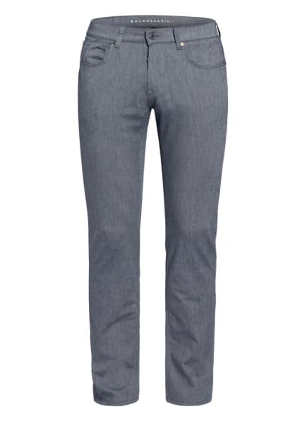 BALDESSARINI Hose Slim Fit, Farbe: 6507 Black Iris Melange (Bild 1)