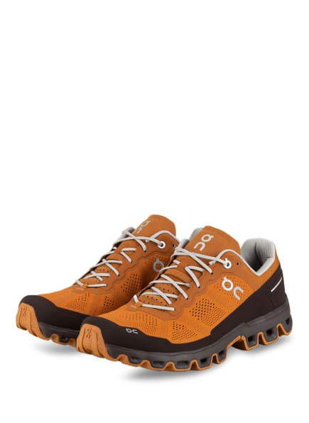 On Running Trailrunning-Schuhe CLOUDVENTURE, Farbe: HELLBRAUN/ DUNKELBRAUN (Bild 1)