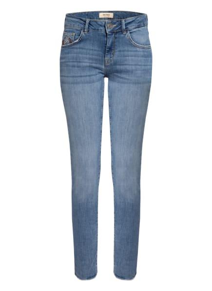MOS MOSH Skinny Jeans SUMNER, Farbe: 401 BLUE (Bild 1)