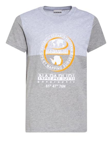 NAPAPIJRI T-Shirt, Farbe: HELLGRAU/ GRAU (Bild 1)