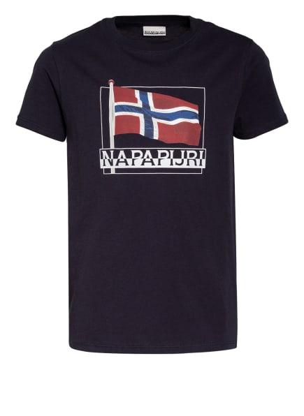 NAPAPIJRI T-Shirt, Farbe: DUNKELBLAU (Bild 1)