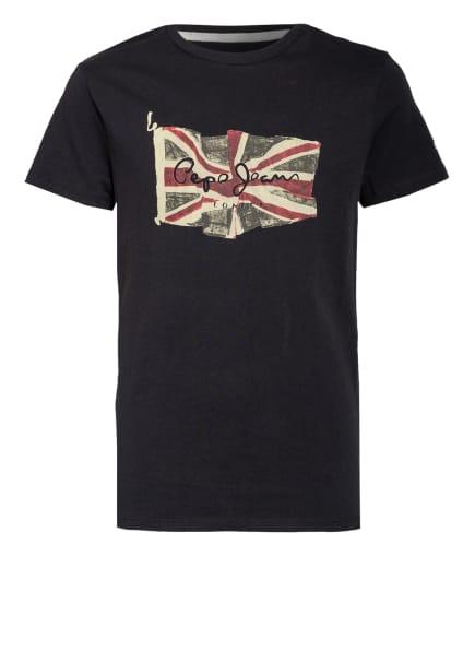 Pepe Jeans T-Shirt , Farbe: SCHWARZ (Bild 1)