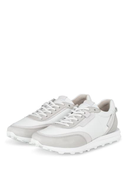 KENNEL & SCHMENGER Sneaker, Farbe: HELLGRAU/ WEISS (Bild 1)