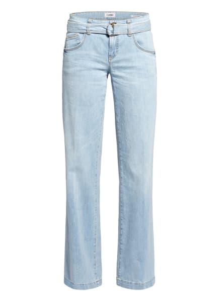 CAMBIO Bootcut Jeans TESS, Farbe: 5342 light summer wash (Bild 1)