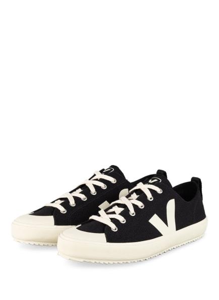 VEJA Sneaker NOVA, Farbe: ECRU/ SCHWARZ (Bild 1)