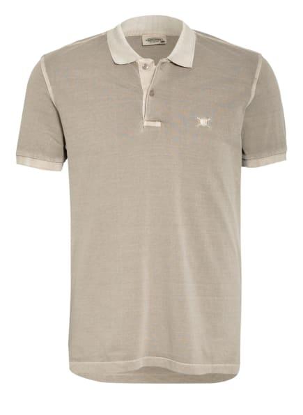 STROKESMAN'S Piqué-Poloshirt, Farbe: BEIGE (Bild 1)