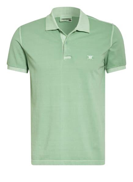 STROKESMAN'S Piqué-Poloshirt, Farbe: HELLGRÜN (Bild 1)