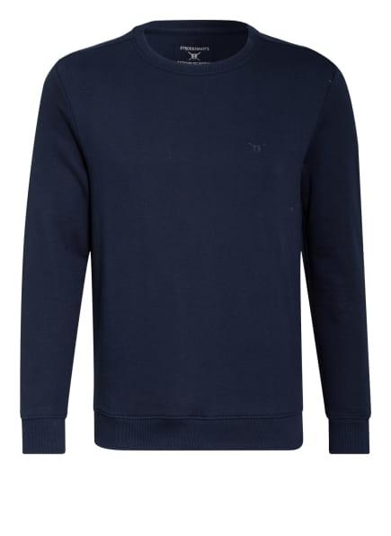 STROKESMAN'S Sweatshirt, Farbe: DUNKELBLAU (Bild 1)