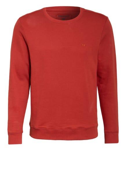 STROKESMAN'S Sweatshirt, Farbe: DUNKELORANGE (Bild 1)