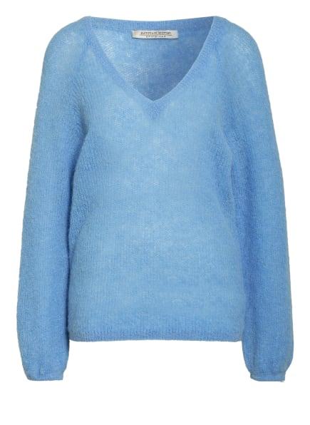summum woman Pullover mit Alpaka, Farbe: HELLBLAU (Bild 1)