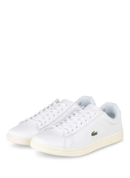LACOSTE Sneaker CARNABY EVO, Farbe: WEISS (Bild 1)