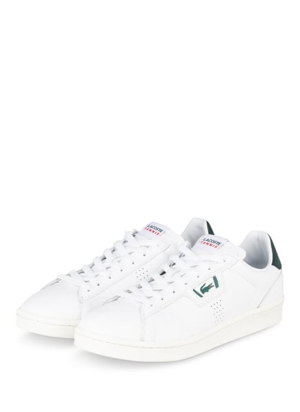 LACOSTE Sneaker MASTERS CLASSIC, Farbe: WEISS (Bild 1)