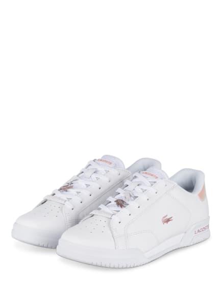 LACOSTE Sneaker TWIN SERVE, Farbe: WEISS (Bild 1)