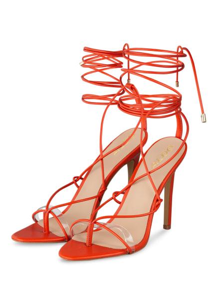 ALDO Sandaletten GLAOSA, Farbe: DUNKELORANGE (Bild 1)