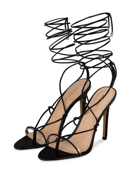 ALDO Sandaletten GLAOSA, Farbe: SCHWARZ (Bild 1)