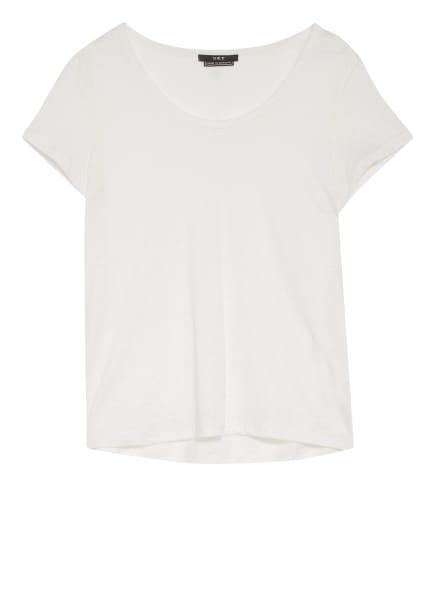 SET T-Shirt aus Leinen , Farbe: 1006 CLOUD DANCER (Bild 1)