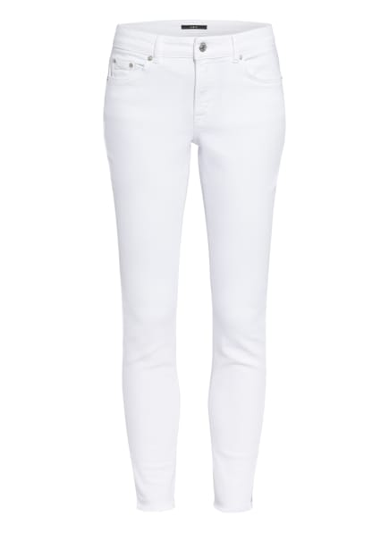 SET Skinny Jeans, Farbe: 1000 BRIGHT WHITE (Bild 1)