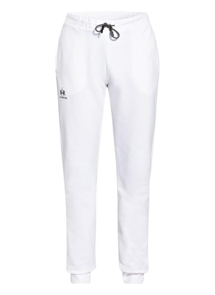 LA MARTINA Sweatpants, Farbe: WEISS (Bild 1)