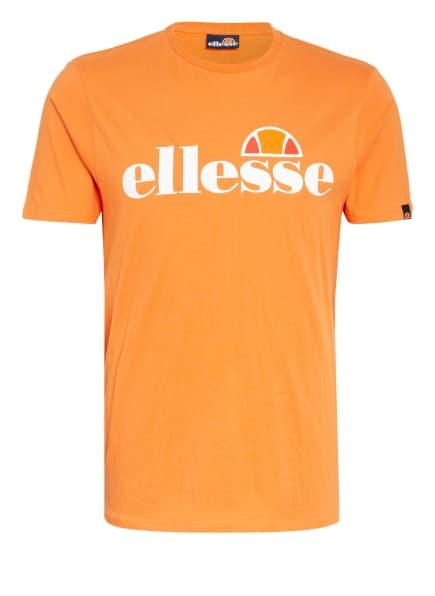 ellesse T-Shirt PRADO, Farbe: ORANGE/ WEISS (Bild 1)