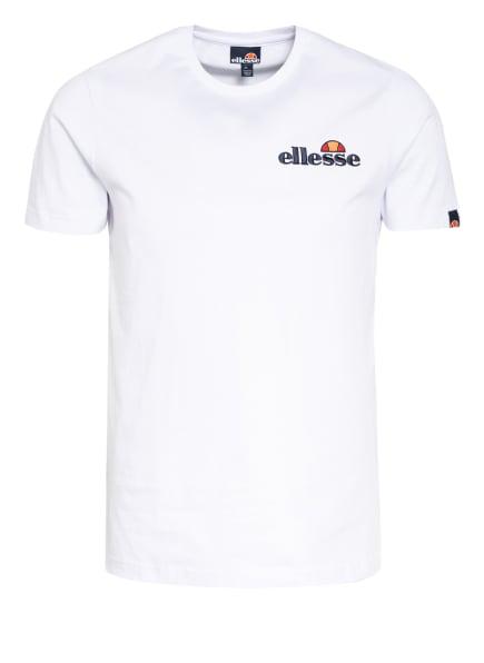 ellesse T-Shirt VOODOO, Farbe: WEISS/ DUNKELBLAU/ ROT (Bild 1)
