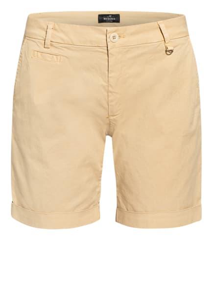 MASON'S Shorts JACQUELINE, Farbe: BEIGE (Bild 1)