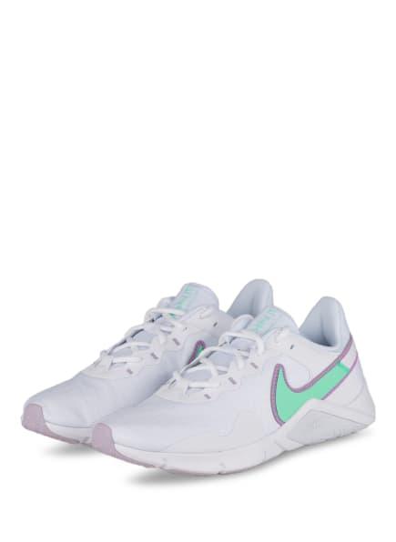 Nike Fitnessschuhe LEGEND ESSENTIAL, Farbe: WEISS/ MINT (Bild 1)