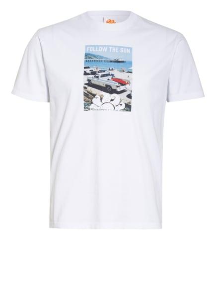 SUNDEK T-Shirt, Farbe: WEISS (Bild 1)