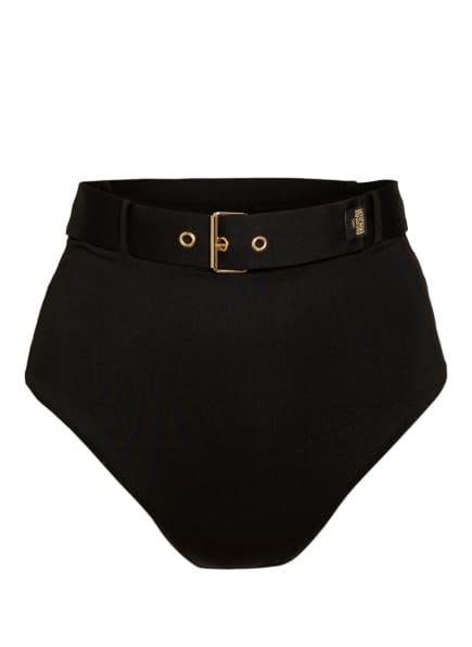 MOSCHINO Bikini-Hose , Farbe: SCHWARZ (Bild 1)