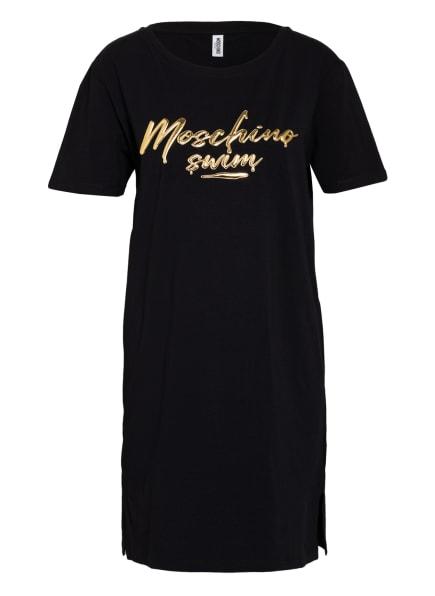MOSCHINO Strandkleid, Farbe: SCHWARZ (Bild 1)