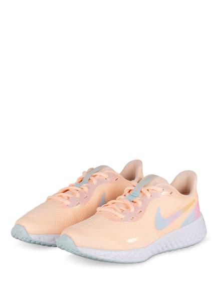 Nike Laufschuhe REVOLUTION 5, Farbe: LACHS (Bild 1)