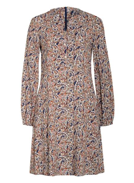 CINQUE Kleid CIDARO, Farbe: CREME/ BLAU/ ORANGE (Bild 1)