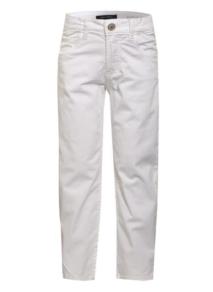 Marc O'Polo Jeans-Culotte, Farbe: WEISS (Bild 1)
