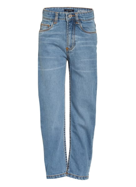 Marc O'Polo Jeans-Culotte, Farbe: HELLBLAU (Bild 1)
