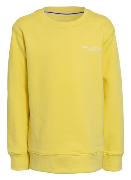 Marc O'Polo Sweatshirt, Farbe: GELB/ WEISS (Bild 1)